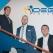 Da sinistra: Daniele Ziliani, Emanuele Dalmeri e Gianluigi Turla titolari della start-up DEG VOICE S.r.l. (© Vittoria Metelli)