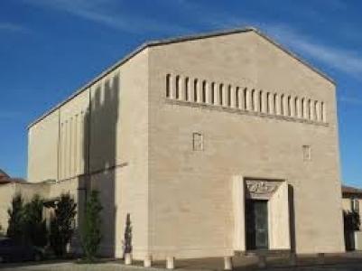L'attuale chiesa di Ludriano