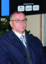 L'assessore Emilio Agostini
